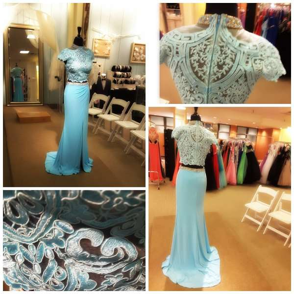 The Gilded Gown - Knoxville TN - Two Piece Prom - Mon Cheri 2016 mint 1.jpg