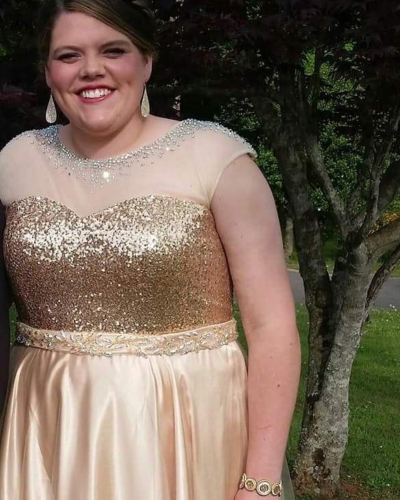 Olivia South Doyle HS Prom 2016 - Copy