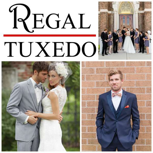 Regal Tux Collage