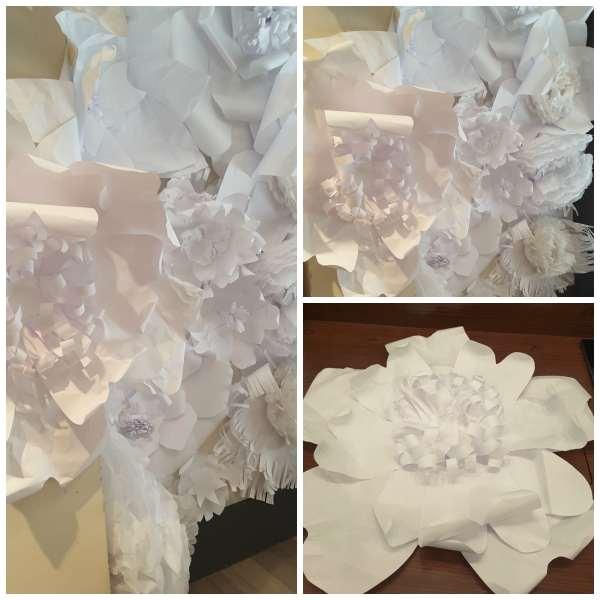 DIY Paper Flowers 9