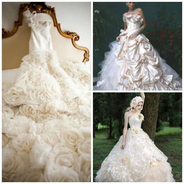 Extravagant Dress Collage 5
