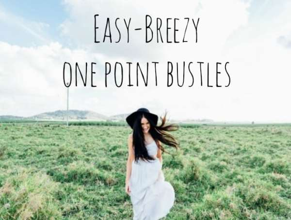 bustles-one-point