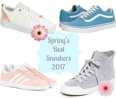 springs best sneakers 2017