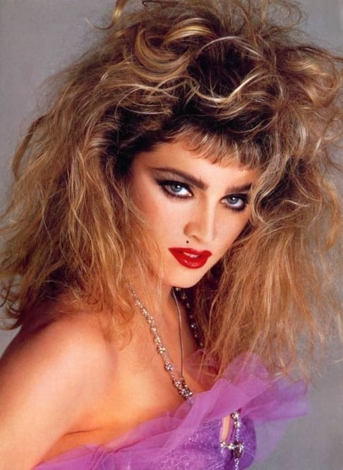 80s Prom Hairstyles : hairstyles, Prom:, Trends, Proms, #Prom2K18, #OGprom, Gilded