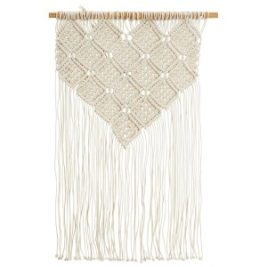 Coastal Macrame Wall Hanging