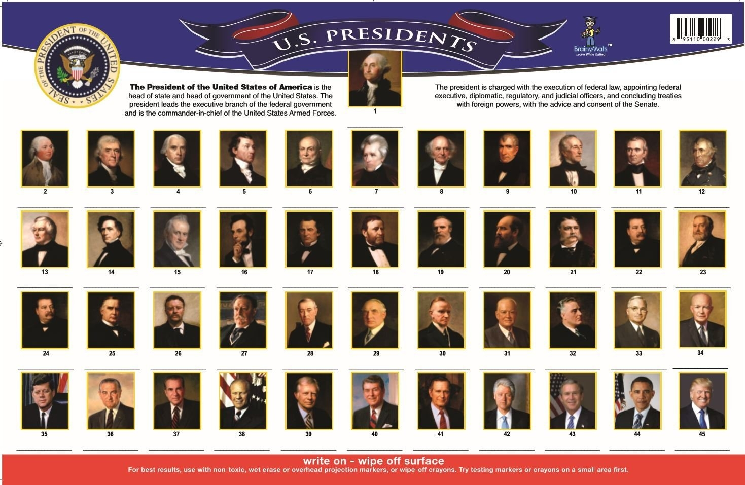 Fun Presidents Day Learning
