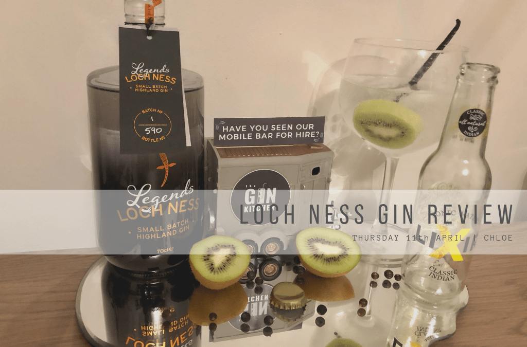 Loch Ness Gin Review