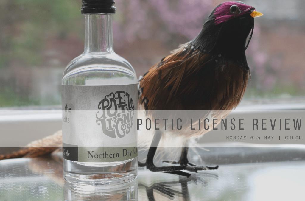 Poetic License Gin