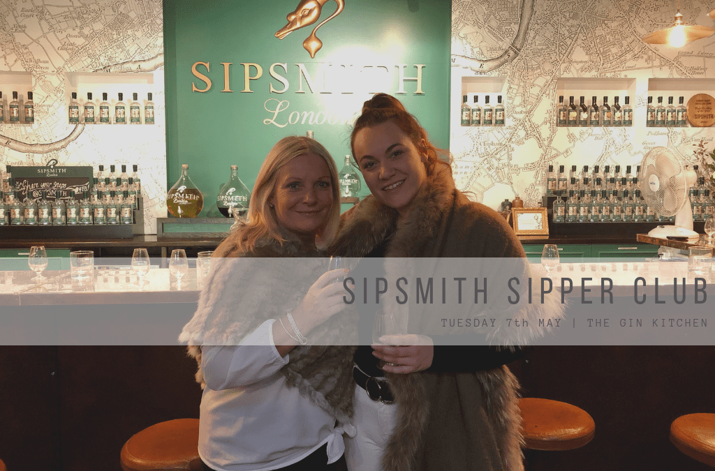 Sipsmith Sipper Club