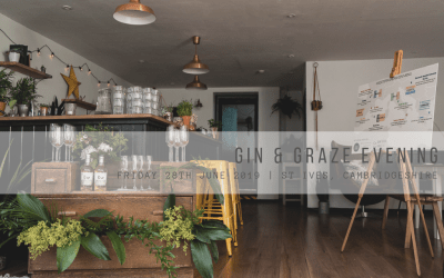 Gin & Graze June'19