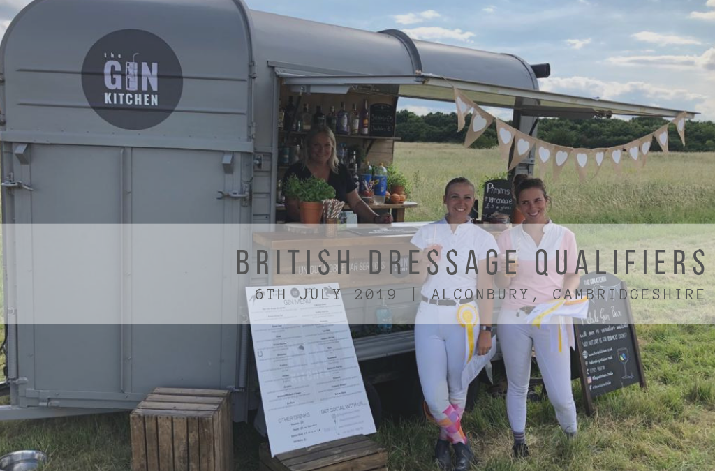 British Dressage Qualifiers