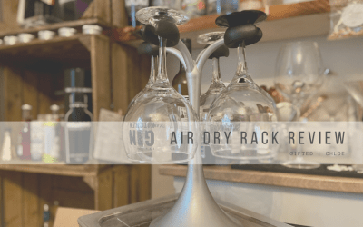 Architec Air Glass Drying Rack Review