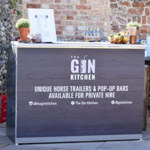 Modular branded pop-up bar hire