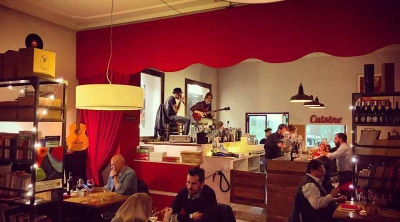 interno del De Amicis a Torino _ Corso Casale 134