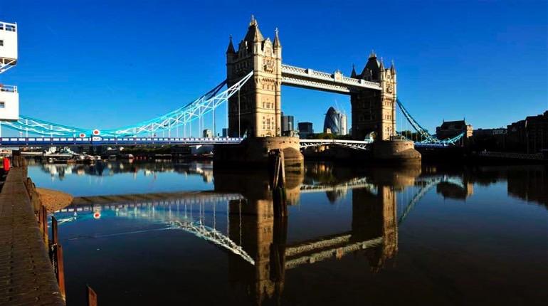 tower_bridge - Londra
