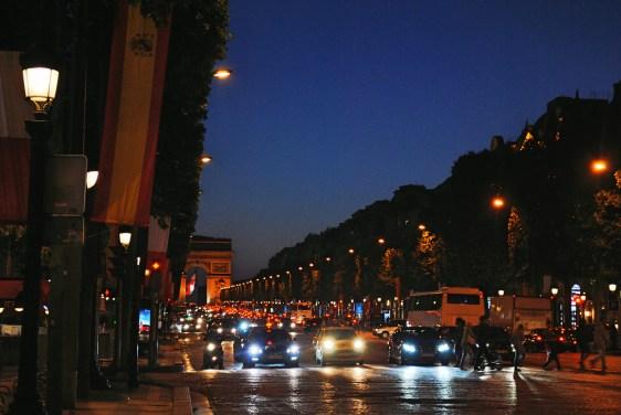 Champs Elysées - Parigi