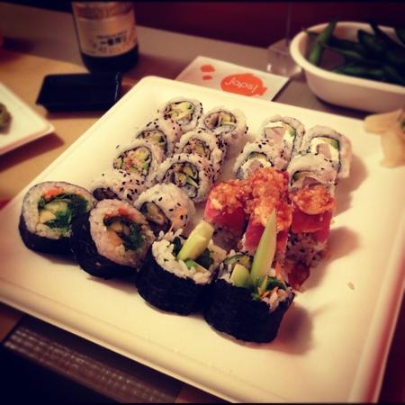 japs il sushi raffinato anche gluten free - thegiornale.it