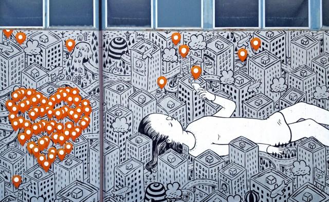Torino, Millo Urban Art