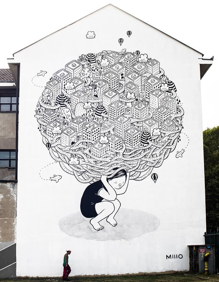 Millo urban Art