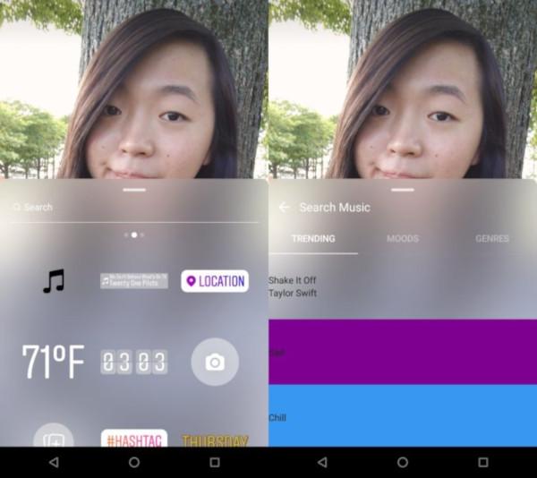 Stories Instagram nuove funzionalità