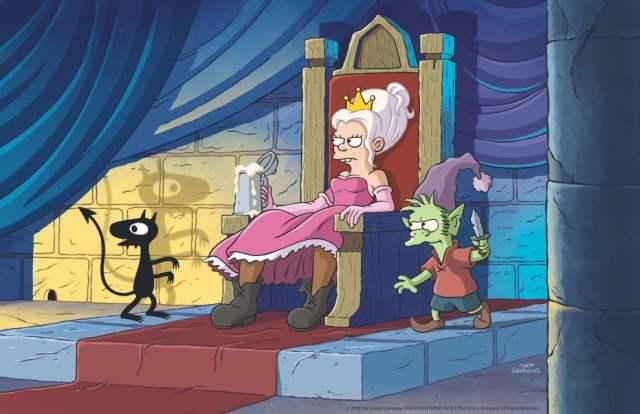la nuova serie animata di Matt Groening - TheGiornale.it