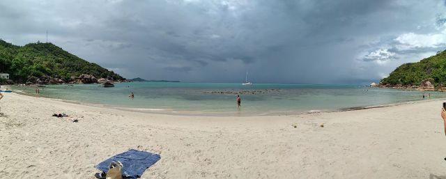 Spiagge isola di Koh Samui