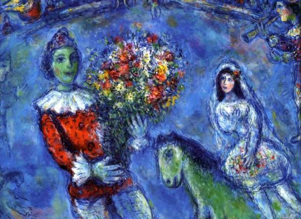 Mostra Chagall Asti
