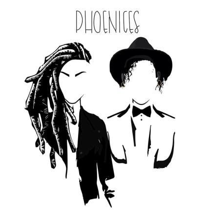 Phoenices - Francesca e Claudia Rap Torino - TheGiornale
