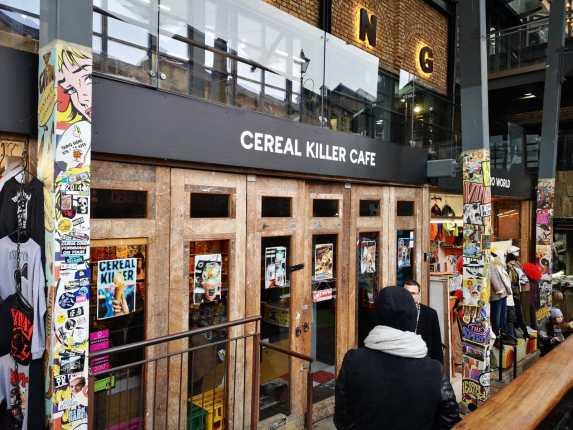 Cereal killer london