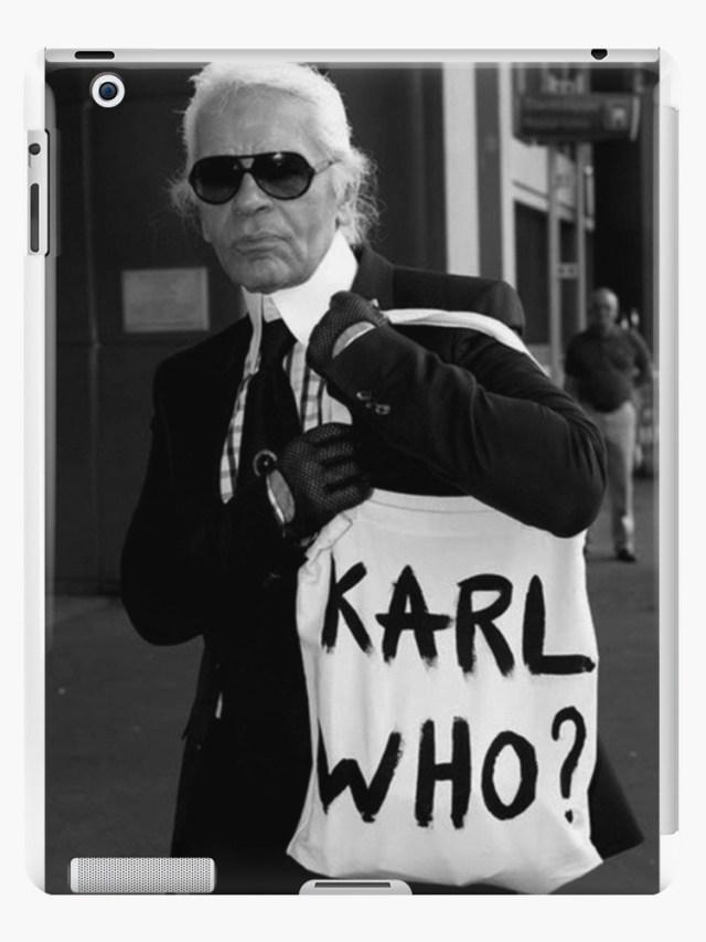 Addio a Karl Lagerfeld - thegiornale