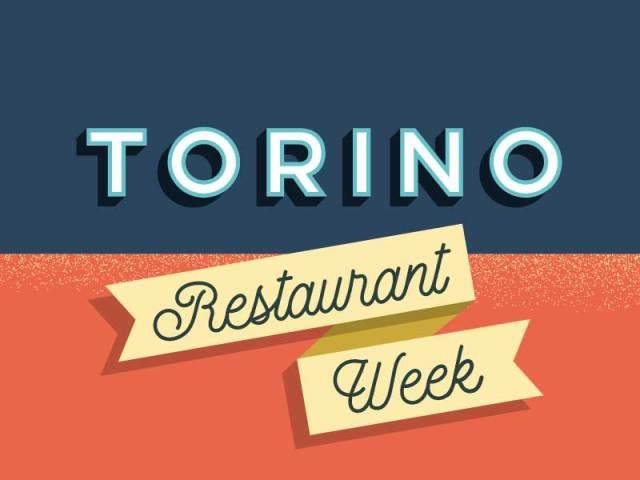 Eventi di aprile a Torino - Torino Restaurant Week