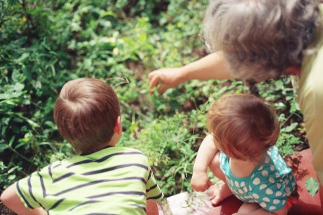 I nonni, i nostri primi complici - The Giornale