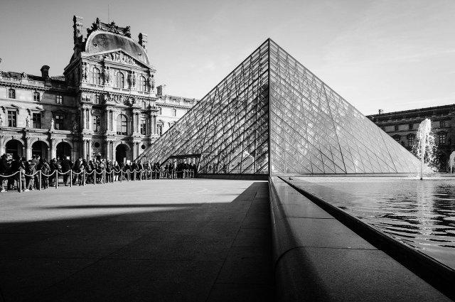 Il Louvre di Parigi - Tour virtuali