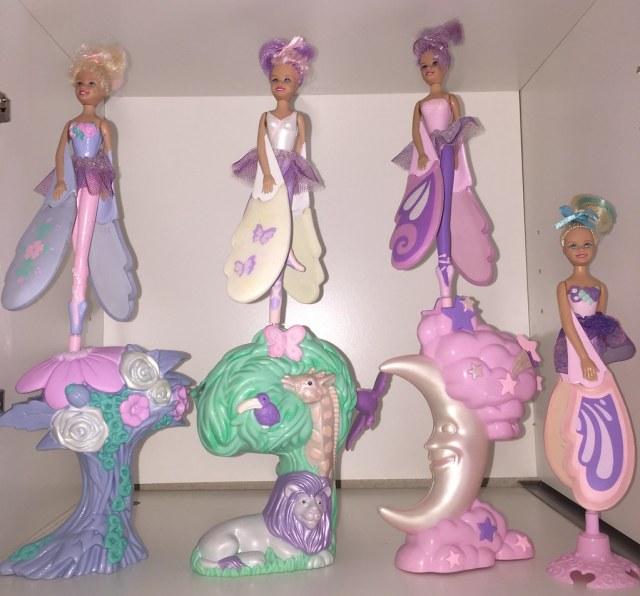 ballerine volanti - giocattoli che hanno segnato gli anni 90
