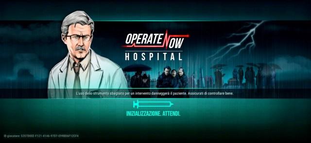 operate now hospital giochi gratis iOS