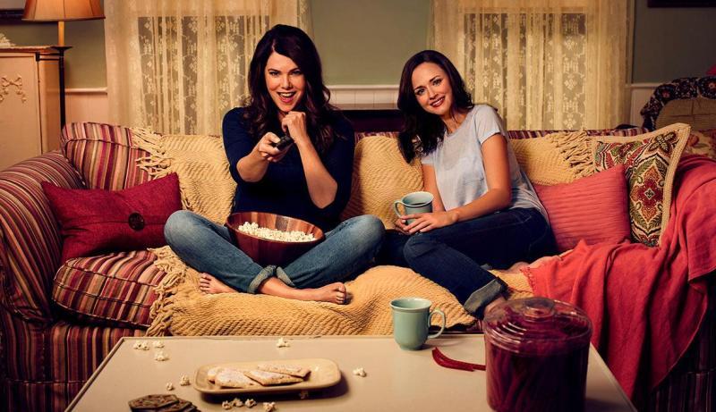 Una mamma per amica - Serie tv sulle mamme