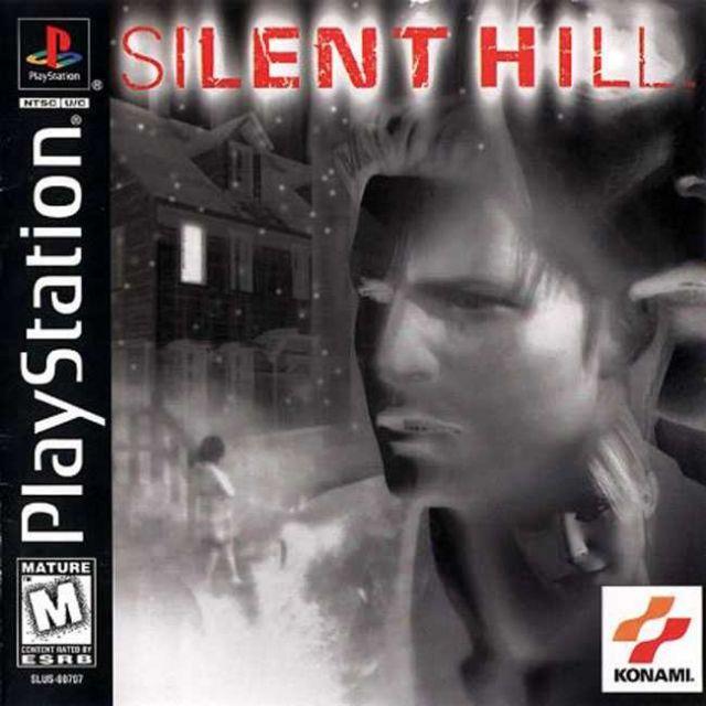 Silent Hill - Videogiochi anni 90