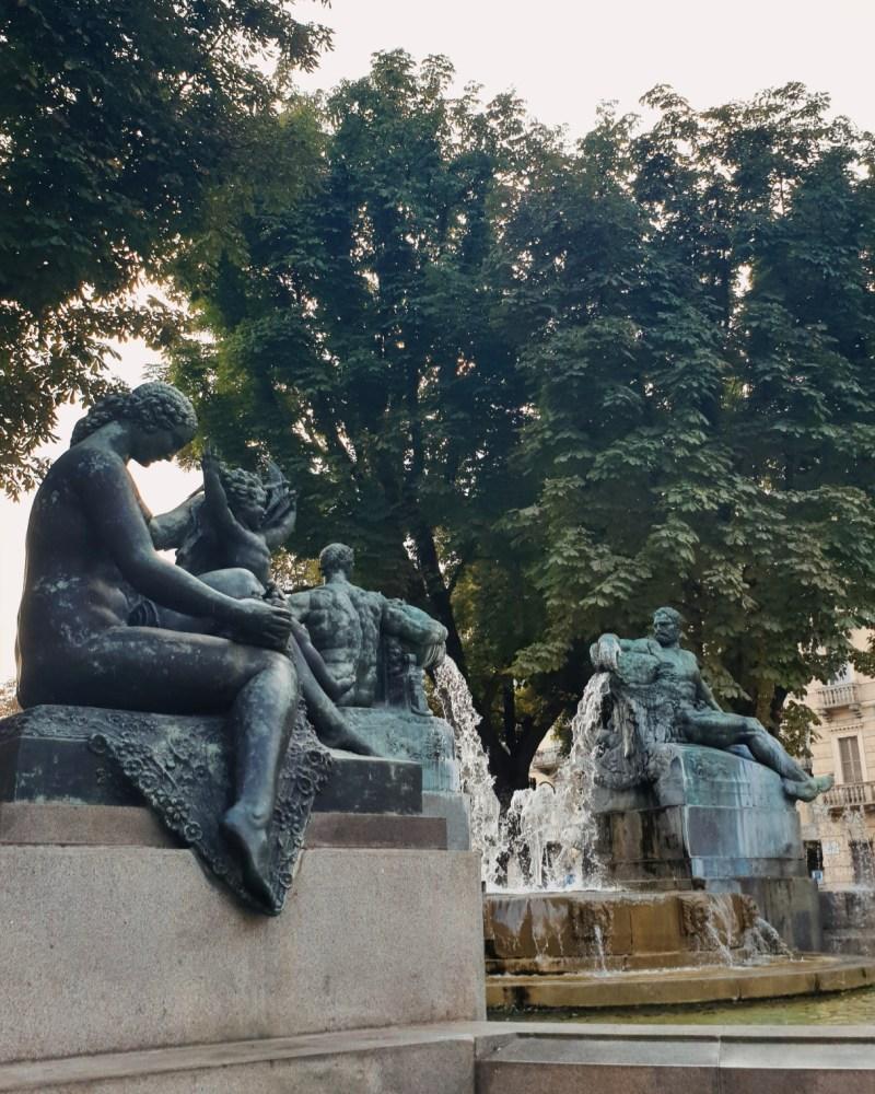 statue più belle di Torino