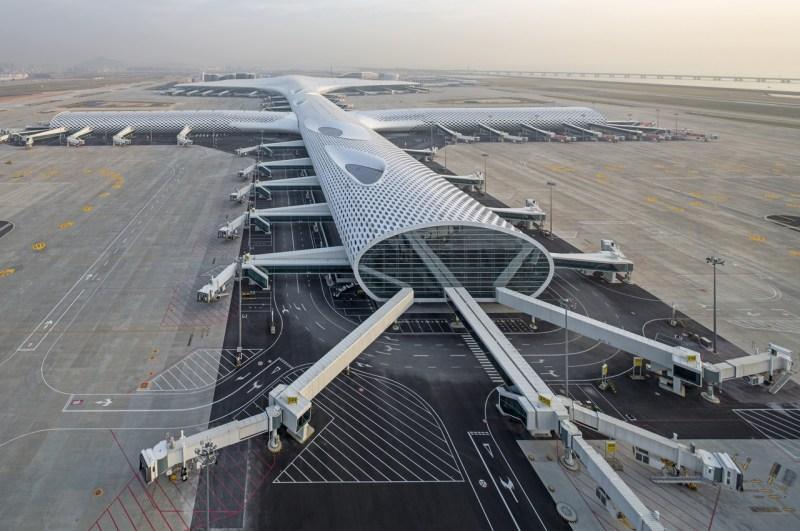 Aeroporto di Shenzhen-Bao'an - Cina