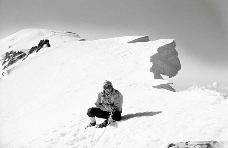 Walter Bonatti in mostra al Museo della montagna