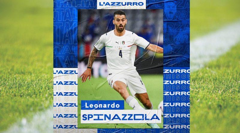 Italia Belgio Euro 2020 Spinazzola