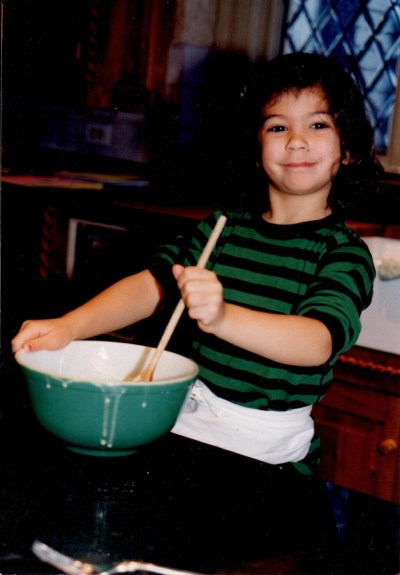 Young The Girl Can Bake