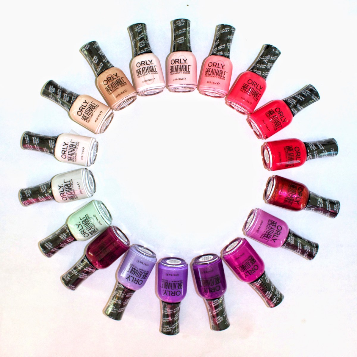 Orly Breathable Treatment & Color