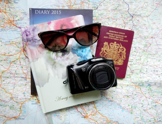My 2015 travel plans