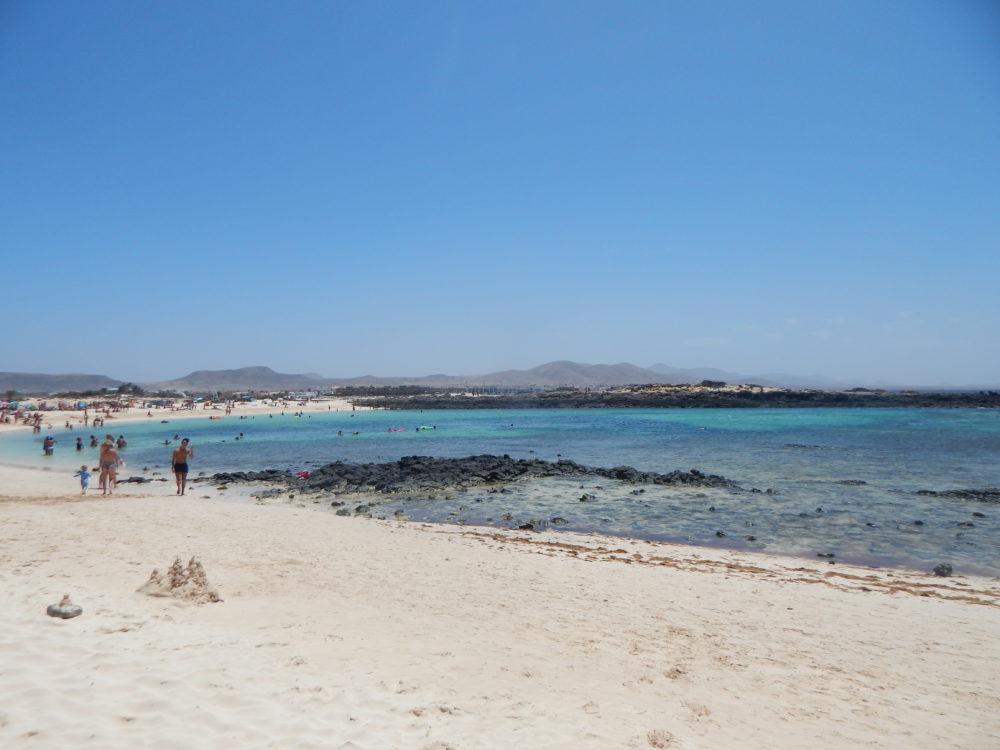 a fortnight in fuerteventura