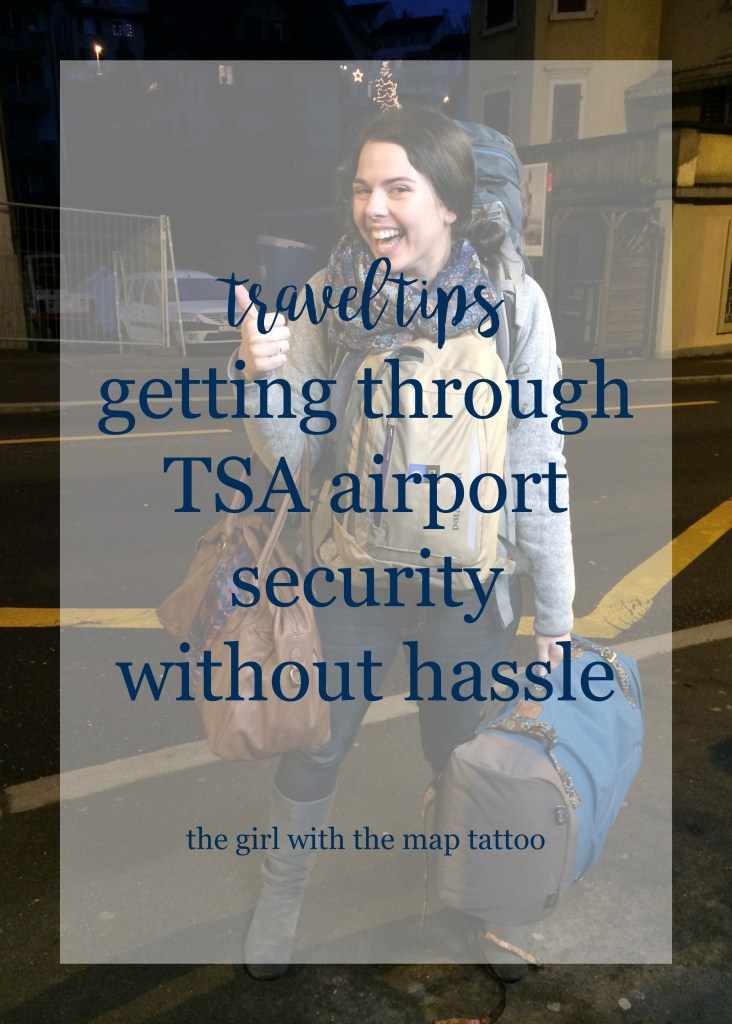 Getting through TSA is hard and the lines are getting longer, especially at peak travel times. Learn how to get through airport security without hassle...