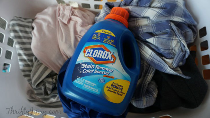 Clorox 2 Gift Pack Giveaway