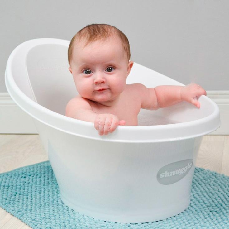 Shnuggle Baby Bathtub Giveaway