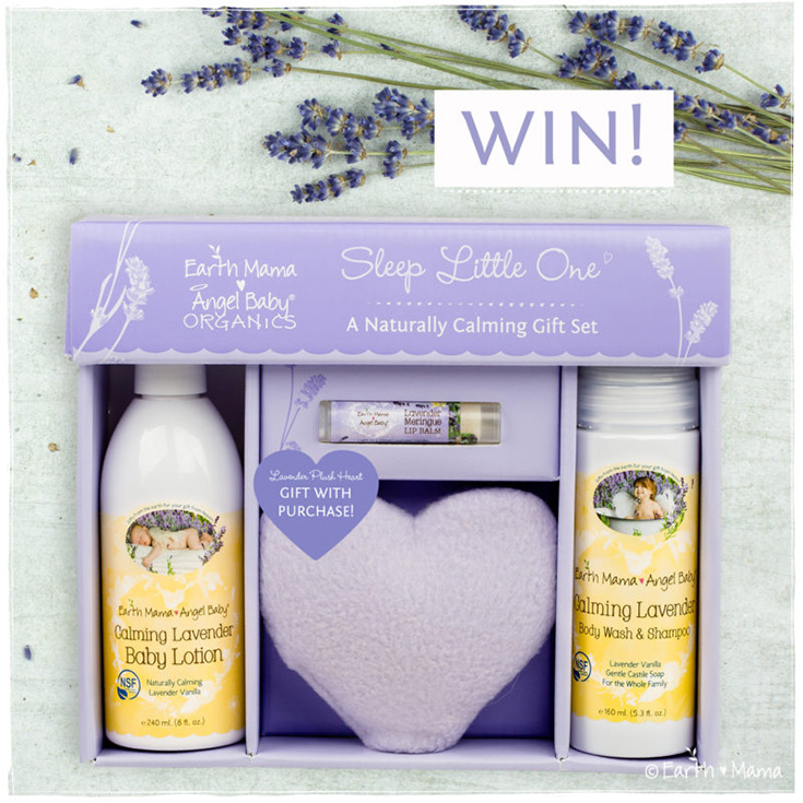 Sleep Little One Gift Set Giveaway