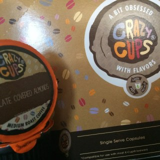 Crazy Cups Coffee Giveaway